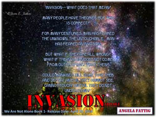 What does Invasion Mean Teaser Release